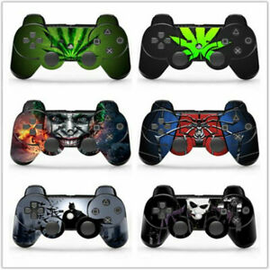 Vinyl Skin Sticker Cover for Sony PS3 Playstation 3 Controller