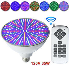 120V 35 LED Pool Light Color Changing Swimming Light for Pentair Hayward Fixture