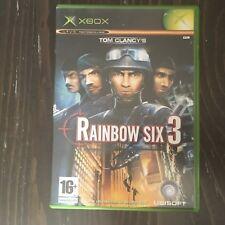RAINBOW SIX 3  X BOX