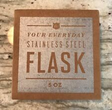 """Izola Your Everyday Stainless Steel Flask """"NEAT"""""""