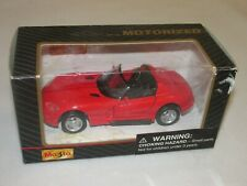 Maisto Motorized Dodge Viper * Red * 1/32 Scale * FREE SHIPPING!!