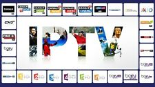 12 mois iptv 1505 chaines TV mag 254/250. 255 smart tv