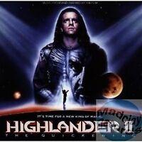 HIGHLANDER II BANDE ORIGINALE DU FILM OST BOF CD (767)
