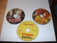3 DVD FILM : IL COLPO  IMAGES   DO NOT DISTURB