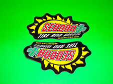 SEDONA KAWASAKI HONDA SUZUKI YAMAHA ATV QUAD UTV TIRE & WHEEL STICKERS DECALS