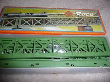 ***  New  Roco Bridge  -  1 x Single track Girder Bridge (EA0-F009)  NEW ***