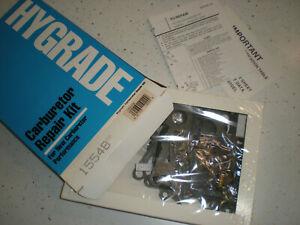 82 83 84 85 86 PONTIAC BUICK CHEVROLET OLDSMOBILE 2SE ROCHESTER CARBURETOR KIT