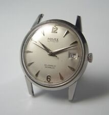 Majex automatic micro rotor  1001 BAA  stainless steel vintage watch