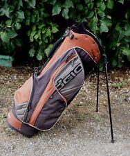 8 Division Lightweight Soft Ogio Grom Stand Carry Golf Clubs Bag
