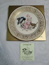 Lenox Edward Marshall Boehm Birds Black Throated Blue Warbler 1980 Collector