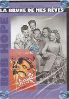 DVD LA BRUNE DE MES REVES bob hope dorothy lamour elliott nugent NEUF