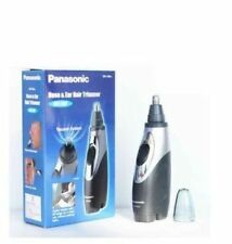 Panasonic ER-430K Wet Dry Vacuum Nose & Ear Hair Trimmer Removal Clipper_IA