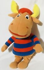 "Ty 2005 Backyardigans Tyrone The Moose 8"" Plush Stuffed Animal Gift"