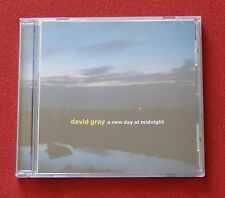 David Gray - A New Day At Midnight (CD 2002) - IHT / EastWest Records