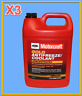3 X Gallon Engine Coolant/Antifreeze Motorcraft VC7B GOLD Concentrated