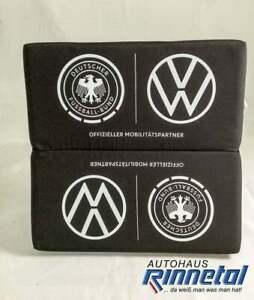 VW Sitzkissen, DFB Sitzkissen, faltbare Sitzunterlage, Fussball, Z 094563DF