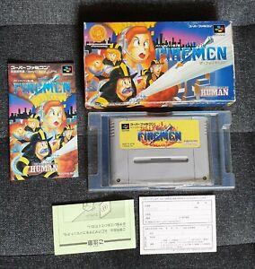The Firemen - Nintendo Super Famicom