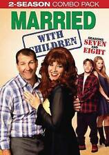 Married With Children: Season Seven and Eight (DVD, 2015, 4-Disc Set)