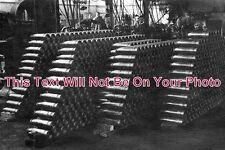 WO 73 - Shells, Castle Motor Garage, Kidderminster, Worcestershire WW1 1917