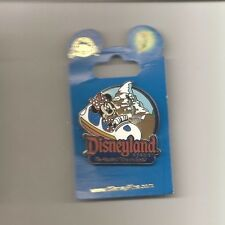 DLR - Disneyland® - Minnie Mouse at the Matterhorn Bobsleds Pin