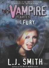 The Vampire Diaries: The Fury: Book 3,L J Smith