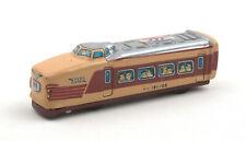 Vintage Ichiko (Japan) Tinplate Friction Drive Mini JNR 181 Series Express Train