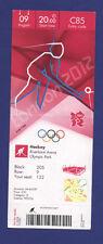 Orig.Ticket   Olympic Games LONDON 2012 - HOCKEY 1/2 FINAL  ENGLAND - NETHERLAND