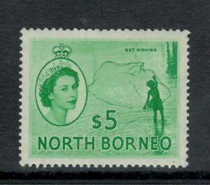 North Borneo, Scott 274 in MH Condition