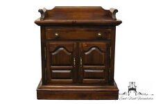 ETHAN ALLEN Antiqued Pine Old Tavern Cabinet Washstand Nightstand 12-5026
