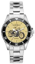 REGALO per Harley Davidson Fat Boy 2018 motociclisti kiesenberg Orologio 20407