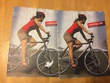 Redline Bicycles 2010 Performance Bikes Catalog - Lot of 2