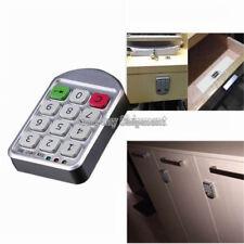 Keyless Electronic Code Digital Password Keypad Security Cabinet Smart Lock I