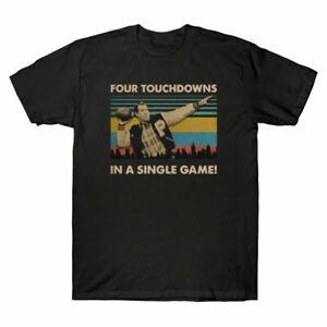 Touchdowns Men A T-Shirt Single Retro Vintage Version In Four Bundy Game Al Tee