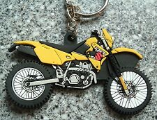 SUZUKI DRZ400 DR Z 400 DR400 KEYRING RUBBER VERY LIMITED STOCK