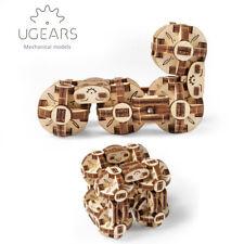 Modello ugears Flexi-Cubus MECCANICO IN LEGNO MODELLO KIT 70049