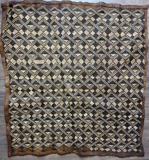 More details for african kuba cloth natural woven dr congo