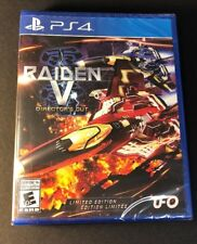 Raiden V Director's Cut [ Limited Edition ] (PS4) NEW