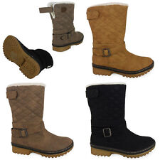 Patternless Cuban Ankle Boots for Women