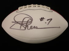 Joe Theismann Autographed Football