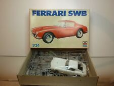 ESCI 3064 KIT (unbuilt) FERRARI SWB - WHITE 1:24 - UNBUILT CONDITION IN BOX