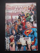 """GREECE the number 1 of """"Justice League of America"""" BY DC COMICS GREEK EDITION"""
