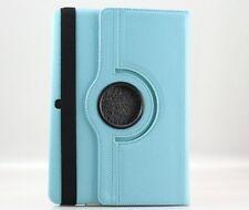 Funda puntero tablet Samsung Galaxy Tab Pro 10.1 T520 giratoria azul claro