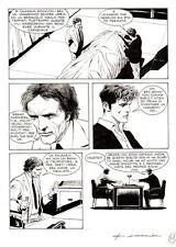 """CORRADO ROI  - Dylan Dog n.126 """"La morte rossa"""" p.62"""