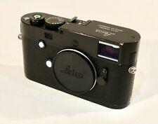 Leica M-P (Typ 240) Black Enamel #4891183 - Leica Warranty