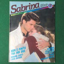 SABRINA n.316/1990 GIACOMO CELENTANO Fotoromanzo Lancio (ITA) Rivista Magazine