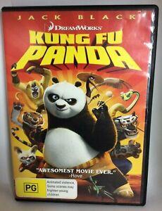 Kung Fu Panda DVD Region 4