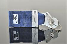 Air France B747 Schlüsselanhänger by FlapsFive Aviation Safety Belt  Blau !