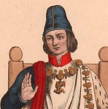 Louis XI Roi de France Bourges Plessis lès Tours Valois Ordre de Saint Michel
