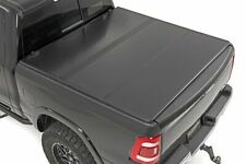 Rough Country Hard Tri-Fold (fits) 2014-2020 Toyota Tundra 5.5 FT Bed   Tonneau