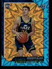2018-19 Hoops Teal Explosion Basketball Card Rookie You Pick